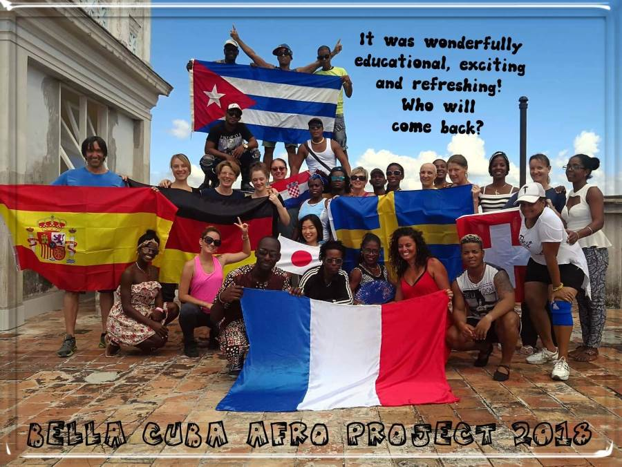 Bella Cuba Afro Project