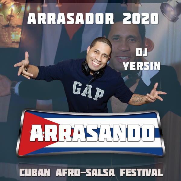 DJ Flash (Yersin Guillen Rivas)