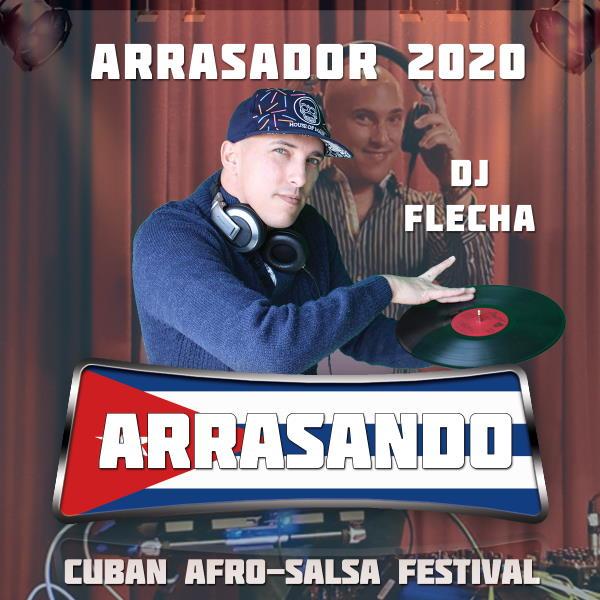 DJ Flecha (Joel Verdecia)
