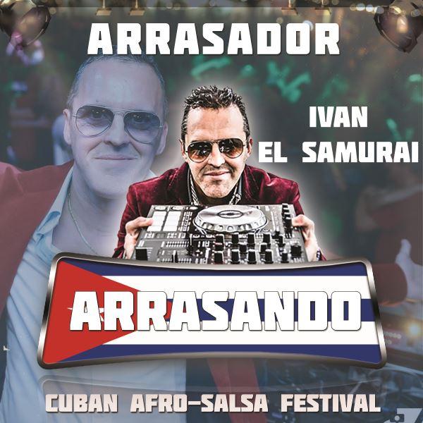 DJ Ivan el Samurai